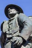 First World War Memorial in Kendal Royalty Free Stock Photos