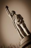 First World War Memorial in Lancashire, uk Royalty Free Stock Image