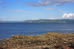 Firth of Clyde Stock Photography