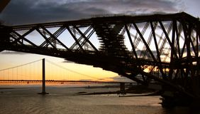 Firth of Forth Royalty Free Stock Photo