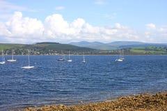 Firth van Clyde royalty-vrije stock foto