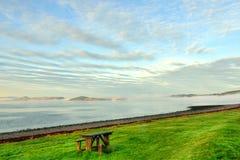 Firth van Moray Stock Afbeeldingen
