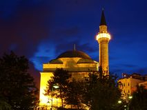 Firuz Aga Mosque Royalty Free Stock Photo