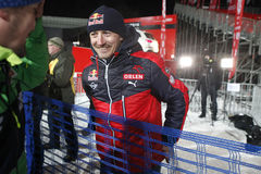 FIS Narciarskiego doskakiwania puchar świata w Zakopane 2016 Fotografia Stock