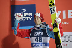 FIS Ski jumping World Cup in Zakopane 2016 Royalty Free Stock Image