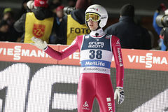 FIS Ski jumping World Cup in Zakopane 2016 Royalty Free Stock Images