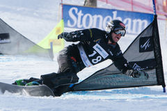 FIS Snowboard World Championships 2013, Stoneham Stock Images