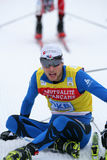 Fis World Cup Nordic Combined Royalty Free Stock Photography