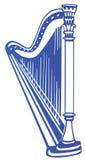Fisarmonica royalty illustrazione gratis