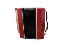 Fisarmonica. Fotografia Stock