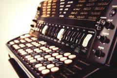 Fisarmonica del bottone di Digital Immagine Stock Libera da Diritti
