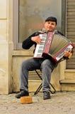 Fisarmonica della città Fotografia Stock Libera da Diritti
