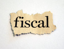 Fiscal Royalty Free Stock Image