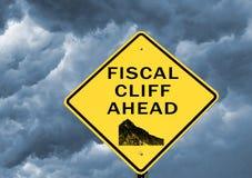 Fiscale klip Royalty-vrije Stock Foto's