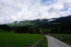 Fiscalina Dolomiti de Val Fotos de archivo libres de regalías