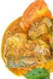 Fisch-Curry IV Stockfotografie