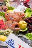 Fisch market Stock Images