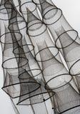 Fisch-Netze lizenzfreie stockbilder