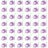 Fisch, pattern, repeating pattern, Royalty Free Stock Photography