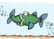 Fisch-Tierkreiszeichen Lizenzfreies Stockbild
