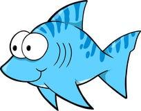 Fisch-vektorabbildung lizenzfreie abbildung