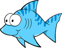 Fisch-vektorabbildung Stockfoto