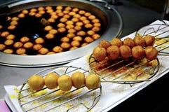 Fischball Lizenzfreies Stockbild