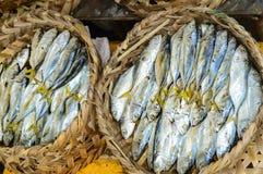 Fische für Verkauf in Hong Kong Stockfoto