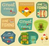 fischen stock abbildung