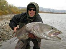 fischen lizenzfreies stockbild