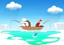 fischen Lizenzfreie Stockbilder