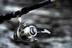 Fischen-Bandspule Lizenzfreie Stockfotos