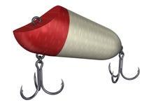 Fischen-Bolzen Lizenzfreie Stockfotos