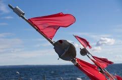 Fischenboje Lizenzfreie Stockfotos