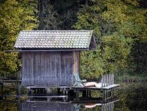 Fischenhütte Lizenzfreie Stockfotos