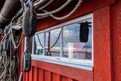 Fischenhaus Stockfotografie