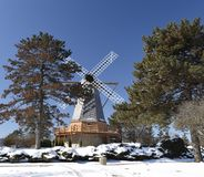 Fischer Windmill Stock Photography