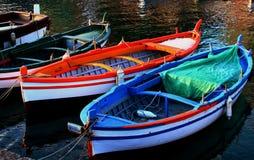 Fischerboot Stockfotos