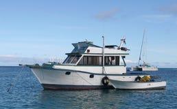 Fischerboot Lizenzfreies Stockfoto