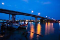 Fischerboot Stockfoto