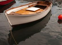 Fischerboot Portofino Lizenzfreie Stockfotos