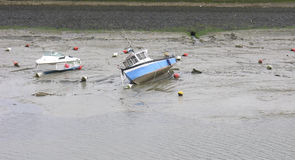 Fischerboote Lizenzfreies Stockbild