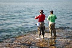 Fischerei stockbild