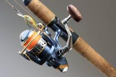 Fischerei-Ausrüstung Lizenzfreies Stockbild