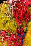 Fischereiausrüstung Stockbilder