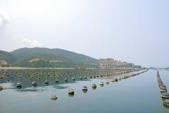 Fischereien Stockbild
