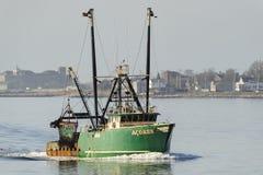 Fischereifahrzeug Acores Lizenzfreie Stockbilder