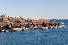 Fischereihafen Lizenzfreies Stockfoto
