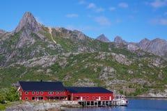 Fischereihafen stockbilder