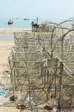 Fischereileben Lizenzfreie Stockfotografie